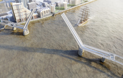 Image for Rotherhithe Bridge